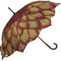 Galleria Dahlia Folding Umbrella