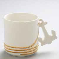 IMM Living Nautical Sips Ahoy Mug