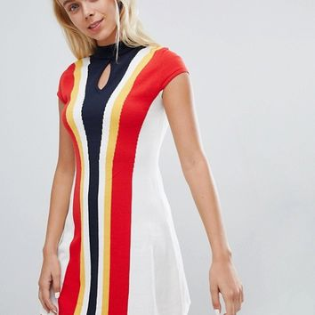 Urban Bliss 60s Fit & Flare Dress at asos.com