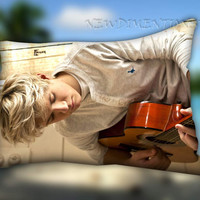 """New 1D One Direction Niall Horan Autograph Personalized Name Sweet Dreams - Pillow Case Cover Bedding SIZE 30"""" x 20"""""""