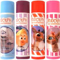 Rudolph and Friends Lip Balm
