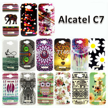 Art Pattern Exclusive Design Silicone Protector Phone Case Back Cover Skin Shell Bag