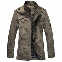 Mens Military Jacket for field and casual use