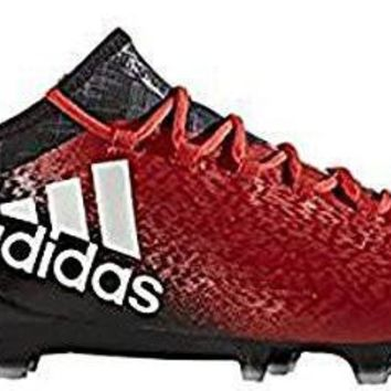 adidas X 16.1 FG Soccer Cleats (Red/White/Core Black)