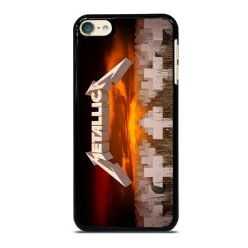 METALLICA MASTER OF PUPPETS iPod Touch 4 5 6 Case Cover