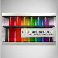 Test Tube Shooters 6 Pk - Spencer's