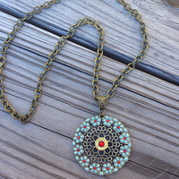Bullet jewelry. Bullet necklace