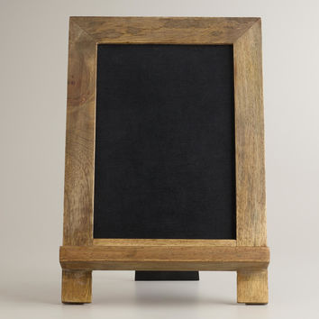 Mini Owen Easel Chalkboard - World Market