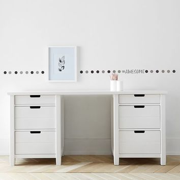 Sutton Drawer Storage Desk