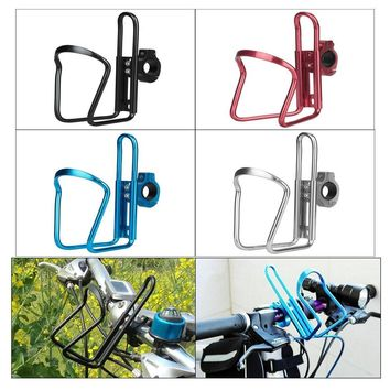 Bottle Holder for Bicycle Accessories Flask Holder Aluminum Alloy Bike Cycling Drink Water Bottle Rack Holder Cage Bracket