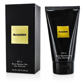 Jil Sander No.4 Rich Shower Gel Ladies Fragrance