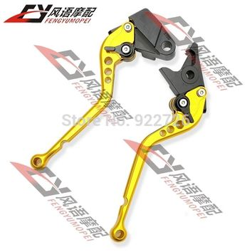 CNC Brake Clutch Levers for Kawasaki ZXR250 ZXR400 ZZR250 ZZR400 Motorcycle parts