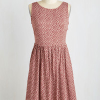 Indie Swing of Things Dress