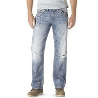Silver Jeans Zac Relaxed Straight Jeans