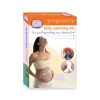 Pregnancy Belly Painting Kit by ProudBody Pregnancy Art