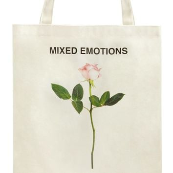 "Borsa shopper ""Mixed Emotions"""