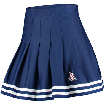 Arizona Wildcats ZooZatz Women's Rah Rah Cheer Skirt – Navy