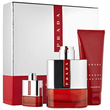 Prada Luna Rossa Sport Holiday Gift Set