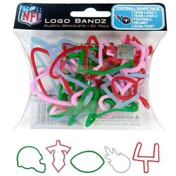 Tennessee Titans - Icons Logo Bandz