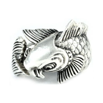 Japanese Koi Fish Ring