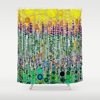:: Margarita :: Shower Curtain by :: GaleStorm Artworks ::