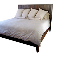 Eaton Reclaimed Wood King-Size Bed