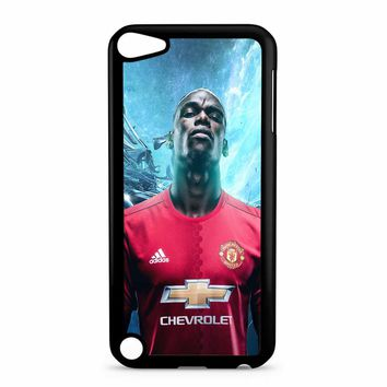 Paul Pogba Manchester United iPod Touch 5 Case