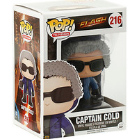 Funko DC Comics The Flash Pop! Television Captain Cold Vinyl Figure