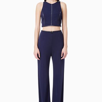 Outfit with top and trousers - Elisabetta Franchi