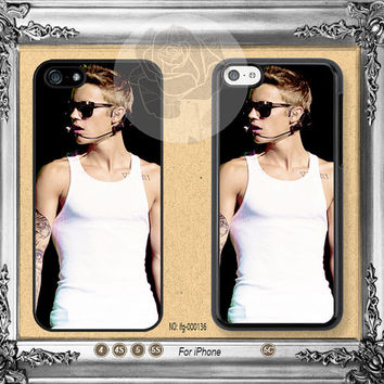 Justin bieber iPhone 5s case, iPhone 5C Case iPhone 5 case, iPhone 4 Case Justin bieber iPhone case Phone case ifg-000136