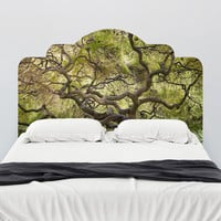 Paul Moore's Japanese Maple Headboard wall decal