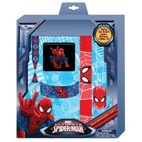 Marvel Spider Man Accessories Box Set with Lanyard & Dog Tag