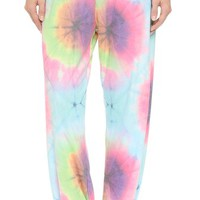 Unicorn Dye Easy Sweats