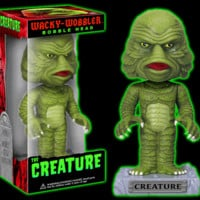 Halloweentown Store: Creature From The Black Lagoon Wacky Wobbler Bobble Head