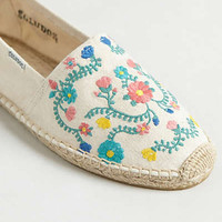 Anthropologie - Floral Vines Espadrilles