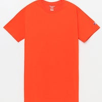 Champion Basic Orange T-Shirt at PacSun.com