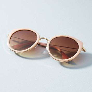 Philomena Cat-Eye Sunglasses