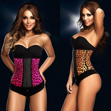 Women's Hot Sexy Underbust Bustier Waist Cincher Training Corsets Body Shapers Wear For Fitness Sexy Lingerie Corset = 4804901188
