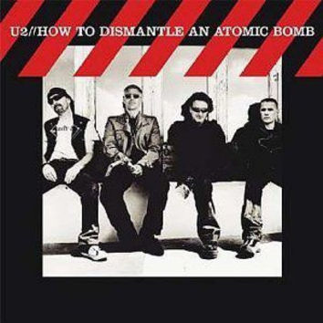 How To Dismantle An Atomic Bomb - U2, LP