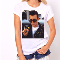 Johnny depp shirt cry baby shirt movie actor shirt