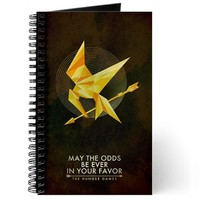 The Hunger Games-dark Journal by TheHungerGamesFanDesignShop