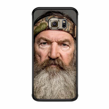 Uncle Si Robertson Duck Dynasty 2 Samsung Galaxy S6 Edge Plus Case