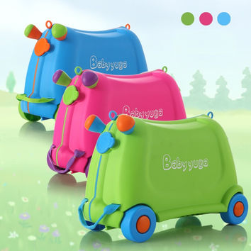 Joy Baby® Baby Yuga  Travel Trunki