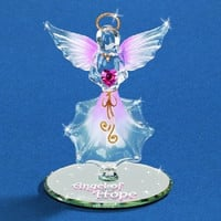 Glass Baron Angel Of Hope