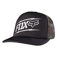 Fox Mens Revealer Trucker Hat Camo One Size