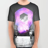 Made of Star Stuff All Over Print Shirt by Soaring Anchor Designs