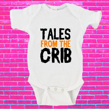 Tales From The Crib Halloween Gerber Onesuit ®
