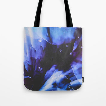 Whatever May Come Tote Bag by duckyb