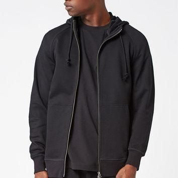 adidas XbyO Black Zip Hoodie at PacSun.com