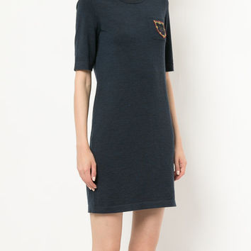 Chanel Vintage Silhouette Fitted Short Dress - Farfetch